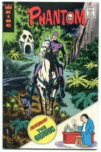 THE PHANTOM R-15 1977-KING FEATURES COMICS-GENIUS VG/FN