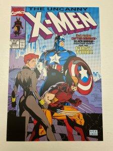 Uncanny X-Men #268 Marvel Comics poster by Jim Lee