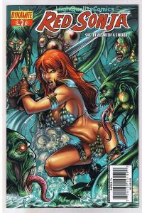 RED SONJA #47, VF+, She-Devil, Sword, Adriano Batista, 2005, more RS in store