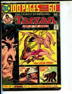 Tarzan-#234-1975-100 Pages-DC-BRONZE-AGE-Joe Kubert-NM-