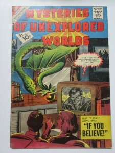 Mysteries of Unexplored Worlds (Charlton November 1961) #27 VG-