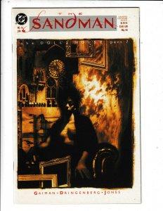 THE SANDMAN # 16  VF/FN   THE DOLL'S HOUSE PART 7   DC COMICS