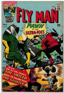 FLY MAN 37 FN May 1966
