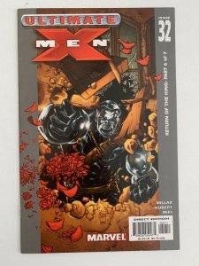 Ultimate X-Men #32 Return of the King Part 6 of 7  (2001 Marvel Comics) NM