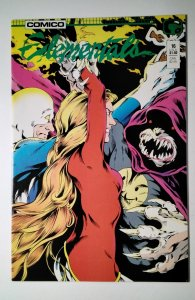 Elementals #16 (1987) Comico Comic Book J756