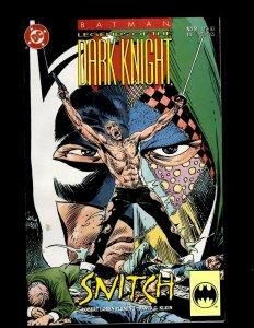 12 Legends of the Dark Knight Comics #51 52 53 54 55 56 57 58 59 60 61 62 SM17