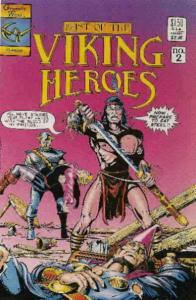 Last of the Viking Heroes, The #2 FN; Genesis West | save on shipping - details
