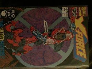 X-Force #2 Deadpool