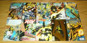 the Ray vol. 2 #0 & 1-28 VF/NM complete series + annual - christopher j. priest