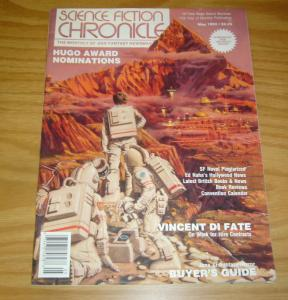 Science Fiction Chronicle #128 FN; Algol | save on shipping - details inside