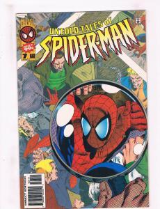 Untold Tales Of Spider-Man #7 NM Marvel Comics Comic Book March 1996 DE32 CH18