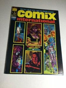 Comix International 2 Cover Detached Warren Magazine