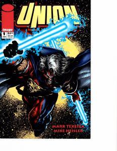 Lot Of 3 Union Image Comic Book #1 2 4 Thor J193