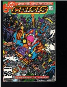 Crisis on Infinite Earths #12 (DC, 1986)