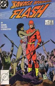 Flash (2nd Series) #10 VF/NM; DC | save on shipping - details inside