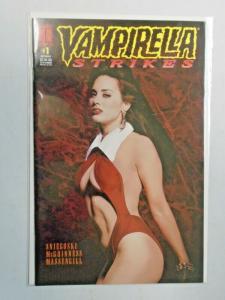Vampirella Strikes #1 8.0 VF (1995)