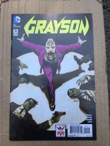 Grayson #9