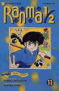 Ranma 1/2 Part 3 #11 VF/NM; Viz | save on shipping - details inside