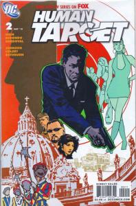 Human Target (3rd Series) #2 VF/NM; DC | save on shipping - details inside