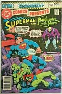 DC COMICS PRESENTS#27 FN/VF 1980 FIRST MONGUL DC BRONZE AGE COMICS