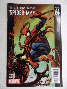 ULTIMATE SPIDER-MAN # 64