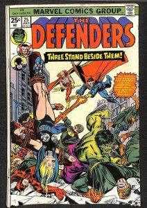 The Defenders #25 (1975)
