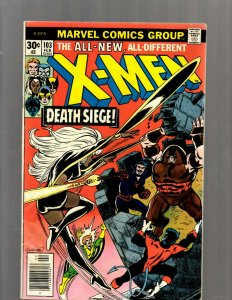 (Uncanny) X-Men # 103 FN Marvel Comic Book Beast Angel Cyclops Magneto SM19