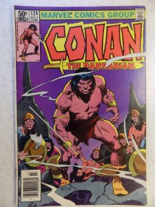Conan the Barbarian #124 (1981)