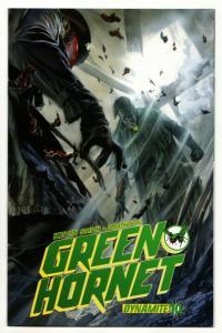 Green Hornet #10 Alex Ross Variant (Dynamite, 2010) FN/VF