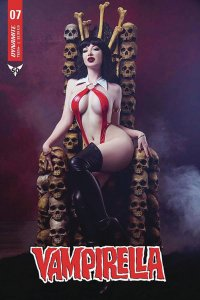 Vampirella #7 Cvr E Cosplay Variant (Dynamite, 2020) NM