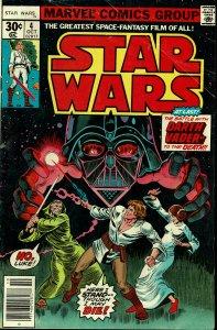 Star Wars #4 - VG/FN - (1977)