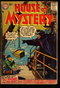 House of Mystery #61 (1957)