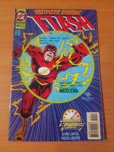 Flash #99 ~ NEAR MINT NM ~ (1995, DC Comics)