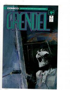 Grendel #23 (1988) SR22