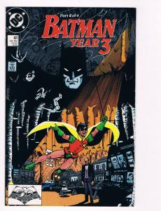 Batman # 437 DC Comic Books Hi-Res Scans Bronze Age Awesome Issue WOW!!!!!!!! S7