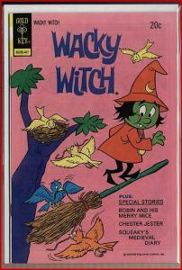 WACKY WITCH (1971-1975 GK) 15 VF-NM COMICS BOOK