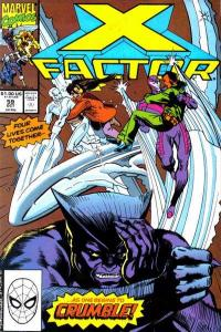 X-Factor (1986 series) #59, VF (Stock photo)