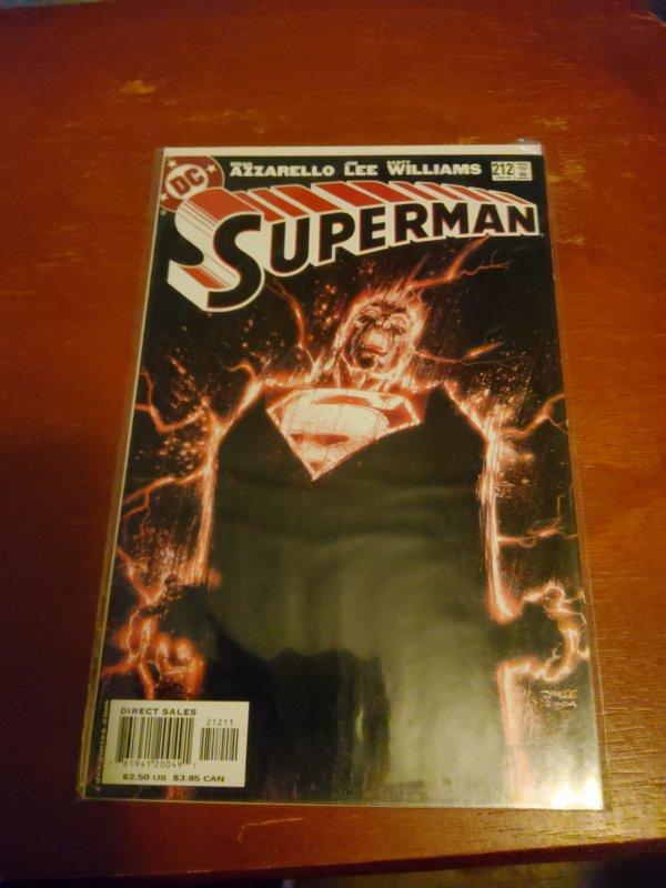 Superman #212 (2005)