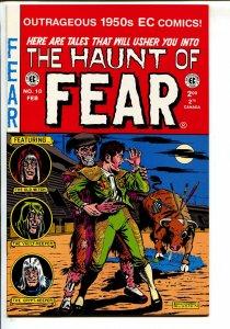 Haunt Of Fear-#10-1995-Gemstone-EC reprint