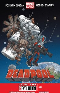 2013 Deadpool #5