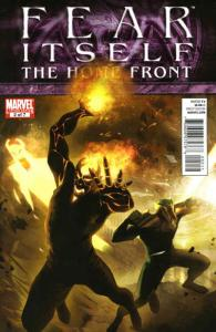 Fear Itself: The Home Front #2 VF/NM; Marvel | save on shipping - details inside