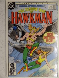 The Shadow War of Hawkman #1 (1985)