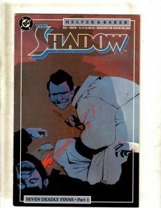 14 Shadow DC Comics #8 8 9 10 11 12 13 14 15 16 17 18 Annual #2 Strikes #1 J410