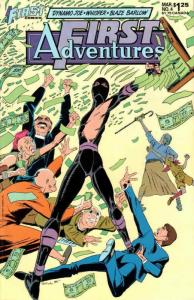 First Adventures #4 VF/NM; First   save on shipping - details inside