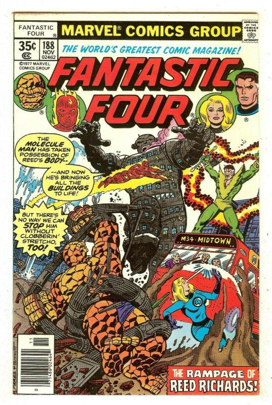 Fantastic Four 188