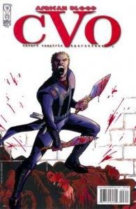 CVO: Covert Vampiric Operations - African Blood #3, NM + (Stock photo)