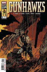 Gunhawks #1 (Marvel, 2019) NM