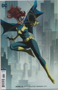 BATGIRL #36 Variant Cover DC Comics 2019 NM