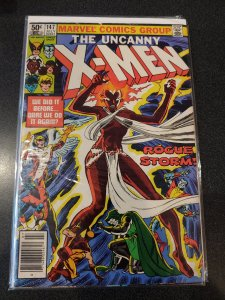 THE UNCANNY X-MEN #147 MARVEL CLASSIC F+