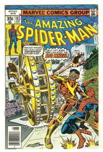 Amazing Spiderman 183